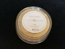 Sheer Cover Mineral Foundation Latte 4g USA Full Size New & Sealed Powder 0.14oz