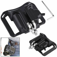 Universal Camera Waist Belt Buckle Quick Strap Holster Mount for All DSLR SLR