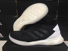 NEW! Adidas Men's Predator 19.1 TR Soccer Shoes Core Black/White Sz: 7