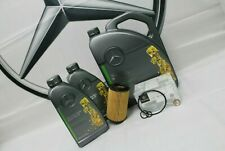"Genuine Mercedes-Benz Petrol/Diesel ""A"" Service Engine Oil and Filter Kit NEW"
