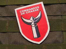 """Snake Patch """" COMMANDOS DE CHASSE """" Algérie Bigeard AFN vétéran FRANCE guerre"""