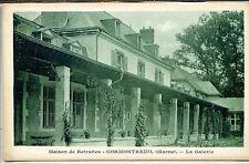 CP 51 Marne - Cormontreuil - Maison de Retraites - La Galerie
