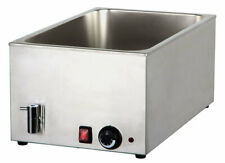 More details for fbm8710 range wet well bain marie with tap