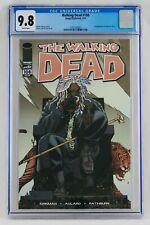 The Walking Dead #108 CGC 9.8 First Ezekiel Appearance 1st Shiva App No Reserve!