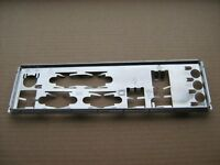 I//O Shield backplate For MSI 770T-C35 /& 770-G45 /& 770-C35 Motherboard Backplate
