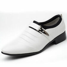 Men's Summer Leather Shoes Oxfords Business Party Dress Wedding Casual Flats