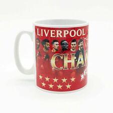 Liverpool Champions Of England 2019/2020 Mug Gift Souvenir League Winners