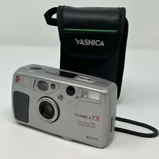 YASHICA T5 - Excellent Condition With Bag, New Battery, And Strap