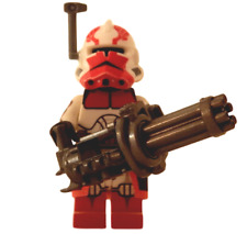 New LEGO Custom Printed - CLONE WARS COMMANDER THORN - Star Trooper Minifigure
