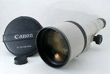 Canon New FD NFD 600mm F/4.5 Lens w/Front Cover From JAPAN 629559