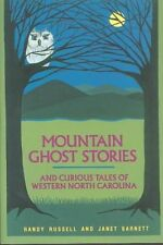 Mountain Ghost Stories and Curious Tales of Western North Carolina by Janet Barnett, Randy Russell (Hardback, 1994)