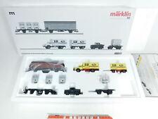 bf2-2 # Märklin MHI H0/AC 48812 transporte spangenberg DR NEM KK,NUEVO +