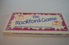 The Rockford Game Become Your City's Biggest Tycoon Board Game