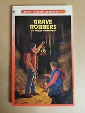 Choose Your Own Adventure #103 - Grave Robbers - Paperback Book