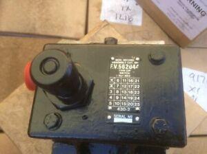 Headlight dip switch/ Abbott 432/433/434