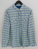 Men Patagonia Casual Shirt Organic Cotton L MIA417