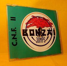 MAXI Single CD C.N.F. II 3TR 1994 BONZAI RECORDS JUMPS