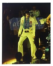 ELVIS PRESLEY ORIGINAL CONCERT PHOTOGRAPH - COLUMBUS, OH - JUNE 25, 1974