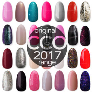 CCO LED UV GEL NAIL POLISH COLOURS SOAK OFF NAILS  NEW RELEASES (CLEARANCE SALE)