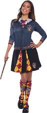 Gryffindor Harry Potter Womens Adult Wizard Uniform Costume Top