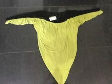 NWT Temperley London New & Genuine Bright Green 100% Silk Evening Dress UK 8