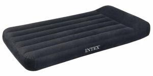 "INTEX Airbed "" Pillowrest Classic "" Blue"