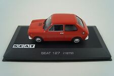 Modello di auto 1:43 SEAT Collection SEAT 127 1972