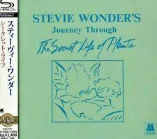 Stevie Wonder SEALED NEW 2SHMCD Journey Through The Secret Life Of Plant Jp. OBI