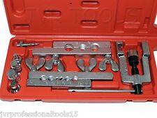 14 Pc Flaring Tool Kit Set Water Gas Line Automotive Plumbing O.D. Tubing NEW