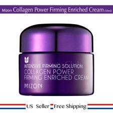 Mizon Collagen Power Firming Enriched Cream 50ml + Free Sample [ US Seller ]