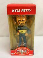 "Neca The Coca-Cola Racing Family Bobblehead 4.5"" ~ Kyle Petty"