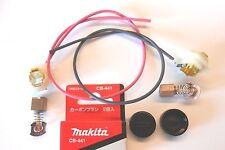NEW Makita CB-441 Brushes  + Brush Holders + 2 Caps  For BSS610 DSS610