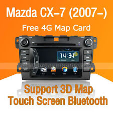 Car Multimedia Player for Mazda CX-7 2010 - DVD GPS Navigaiton Radio Stereo