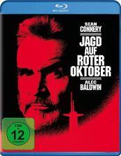 JAGD AUF ROTER OKTOBER (Sean Connery, Alec Baldwin) Blu-ray Disc NEU+OVP