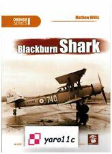 Blackburn Shark - MMP Books (Orange Series) *N*E*W*