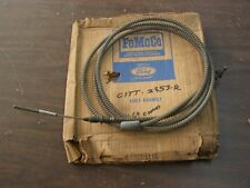 NOS OEM Ford 1961 1964 C Series Large Truck Front Brake Cable 1962 1963 500 800