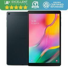 """Samsung Galaxy Tab A 10.1"""" (2019) 32GB Storage Black Grade A+"""