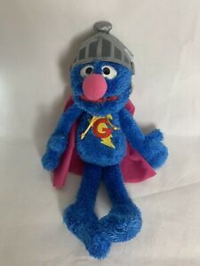 Sesame Street Super Grover Talking Plush Hasbro 36cm Tall