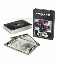 Warhammer 40k Tactical Objectives NIB