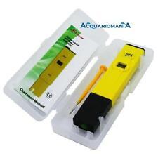 Test PHmetro elettronico portatile ATC (compensazione automatica temperatura)