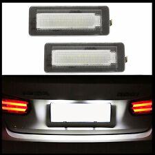 Für Smart ForTwo W450 W451 450 451 2x LED PREMIUM Kennzeichenbeleuchtung