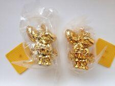2x Goldenes Marylinchen helles und dunkles  Gold ohne BPZ Überraschungsparty