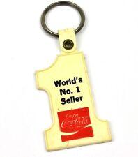 Coca-Cola Coke EE.UU. Llavero Llavero - World's No.1 Vendedor