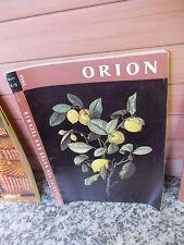 Orion, Zeitschrift für Natur und Technik, Heft 11/12 1956