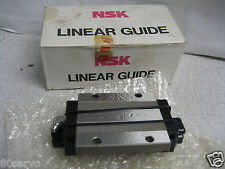 NSK LINEAR GUIDE BEARING BLOCK  # LAH20HL   WEIGHT: 1.5LBS