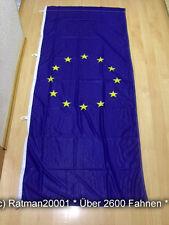 Fahne Fahnen Flagge Europa Hoch mit - 80 x 200 cm