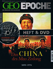 Geo Epoche Nr.51 das China Des Mao Zedong