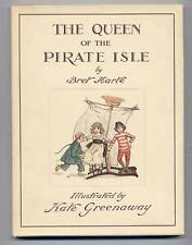 Kate Greenaway QUEEN OF THE PIRATE ISLE Lovely UK Mint in dj--FREE SHIPPING