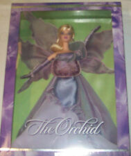 The Orchid Barbie Flowers in Fashion  Series MIB!!!
