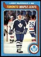 1979-80 Topps Lanny McDonald Toronto Maple Leafs #153